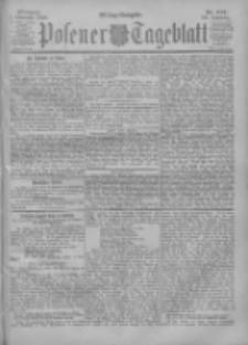 Posener Tageblatt 1900.11.07 Jg.39 Nr523