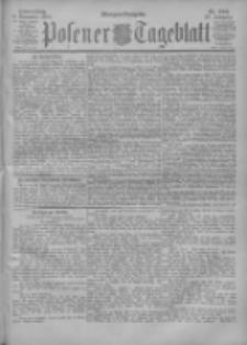 Posener Tageblatt 1900.11.08 Jg.39 Nr524