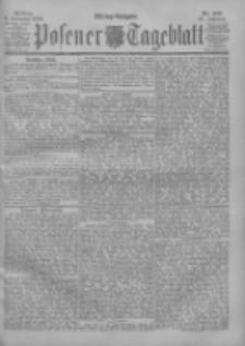 Posener Tageblatt 1900.11.09 Jg.39 Nr527