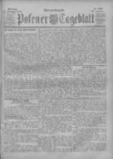 Posener Tageblatt 1900.11.11 Jg.39 Nr530