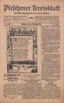 Pleschener Kreisblatt: Amtlicher Anzeiger für den Kreis Pleschen 1912.12.24 Jg.60 Nr103