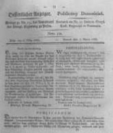 Oeffentlicher Anzeiger. 1825.03.08 Nro.10