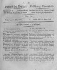 Oeffentlicher Anzeiger. 1825.03.15 Nro.11