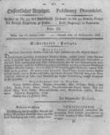Oeffentlicher Anzeiger. 1825.10.18 Nro.42