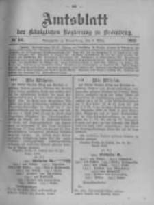 Amtsblatt der Königlichen Preussischen Regierung zu Bromberg. 1903.03.05 No.10