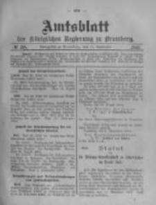 Amtsblatt der Königlichen Preussischen Regierung zu Bromberg. 1903.09.17 No.38