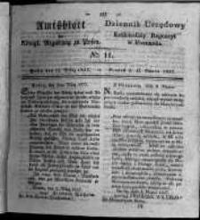 Amtsblatt der Königlichen Regierung zu Posen. 1827.03.13 Nro.11