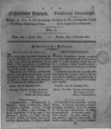 Oeffentlicher Anzeiger. 1831.01.04 Nro.1
