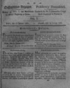 Oeffentlicher Anzeiger. 1831.02.15 Nro.7