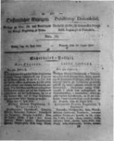 Oeffentlicher Anzeiger. 1831.07.26 Nro.30