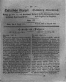 Oeffentlicher Anzeiger. 1831.08.09 Nro.32