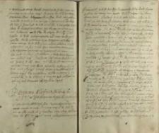 Przemowa slachcica polskiego do JKM [Zygmunta III] w Warszawie na seymie Ao 1606 20 Marty