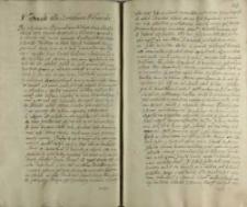 Vchwała albo protestatia poznanska, Poznań we srzodę przed Swiątkami [10.05.]1606