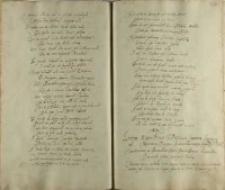 Literae magni dvcis exercituum Joannis Zamoscy ad Clementem [VIII] Papam de secundis nuptys Sigismundi III regis. Datum [Zamość] 14.03.1605