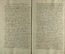 Kaptur wisliczky albo confederatia, Wislica 12.09.1606