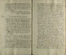 Przemowa Jeo Mczi pana krakowskiego [Janusza Ostrogskiego] do krola Jeo Mczi [Zygmunta III] po odprawieniu posłow rokoszowych