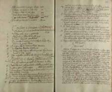 Artikvły z ziazdu jendrzeiowskiego ktory był nazaiutrz po weselu KJM [Zygmunta III z Anną Austriaczką] to iest 4 Juny [1592]