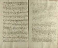 [Uniwersał z rokoszu pod Sandomierzem], Sandomierz 8.09.1606