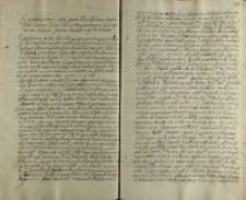[Uniwersał króla Zygmunta III spod Janowca], Janowiec 7.10.1606