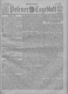 Posener Tageblatt 1900.11.13 Jg.39 Nr533