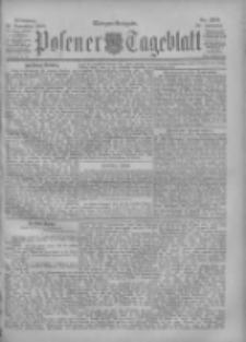 Posener Tageblatt 1900.11.14 Jg.39 Nr534