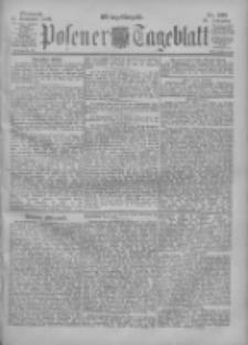 Posener Tageblatt 1900.11.15 Jg.39 Nr535