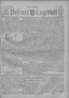 Posener Tageblatt 1900.11.15 Jg.39 Nr536