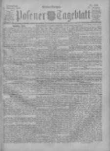 Posener Tageblatt 1900.11.17 Jg.39 Nr541