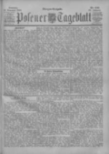 Posener Tageblatt 1900.11.18 Jg.39 Nr542