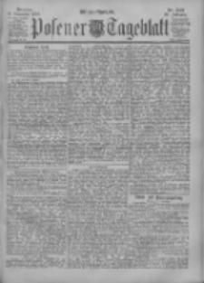 Posener Tageblatt 1900.11.19 Jg.39 Nr543