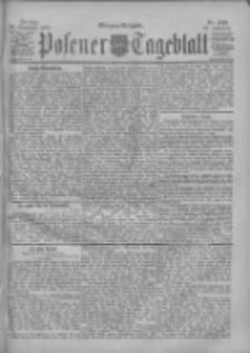 Posener Tageblatt 1900.11.23 Jg.39 Nr548