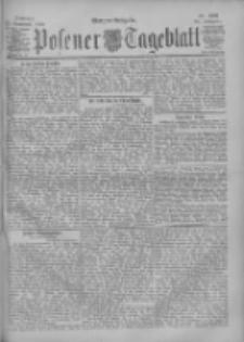 Posener Tageblatt 1900.11.25 Jg.39 Nr552