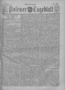 Posener Tageblatt 1900.11.26 Jg.39 Nr553
