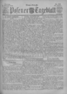 Posener Tageblatt 1900.11.27 Jg.39 Nr554
