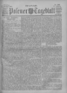 Posener Tageblatt 1900.11.27 Jg.39 Nr555