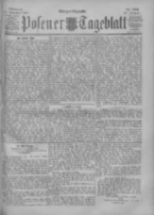 Posener Tageblatt 1900.11.28 Jg.39 Nr556