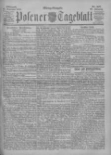Posener Tageblatt 1900.11.28 Jg.39 Nr557