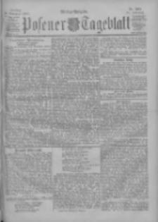 Posener Tageblatt 1900.11.30 Jg.39 Nr561