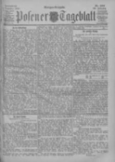 Posener Tageblatt 1900.12.01 Jg.39 Nr562