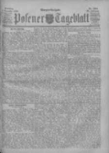 Posener Tageblatt 1900.12.02 Jg.39 Nr564