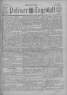 Posener Tageblatt 1900.12.05 Jg.39 Nr568
