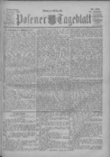 Posener Tageblatt 1900.12.06 Jg.39 Nr570
