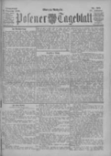 Posener Tageblatt 1900.12.08 Jg.39 Nr574