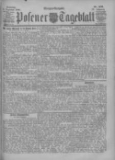 Posener Tageblatt 1900.12.09 Jg.39 Nr576