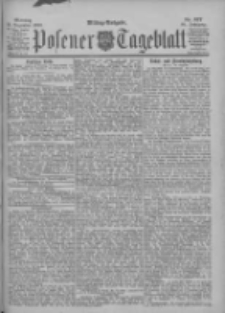 Posener Tageblatt 1900.12.10 Jg.39 Nr577