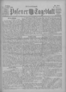 Posener Tageblatt 1900.12.14 Jg.39 Nr584