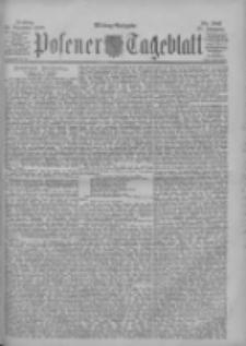 Posener Tageblatt 1900.12.14 Jg.39 Nr585
