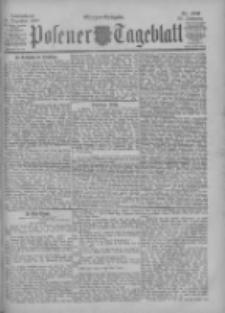 Posener Tageblatt 1900.12.15 Jg.39 Nr586