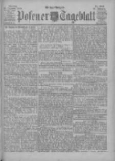Posener Tageblatt 1900.12.17 Jg.39 Nr589