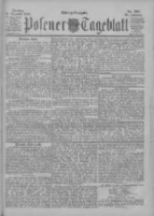 Posener Tageblatt 1900.12.21 Jg.39 Nr597